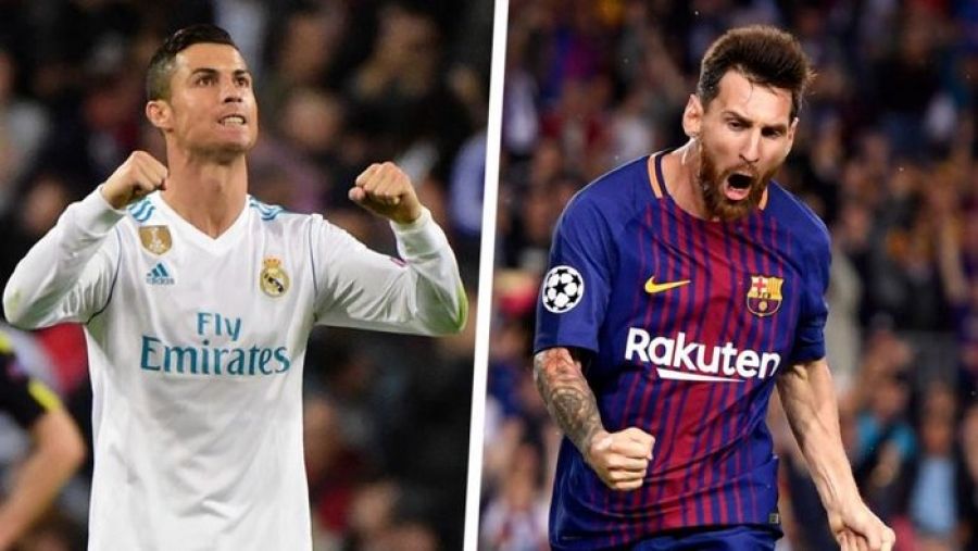 'Ronaldo used to boast that he is better looking when naked than Messi'