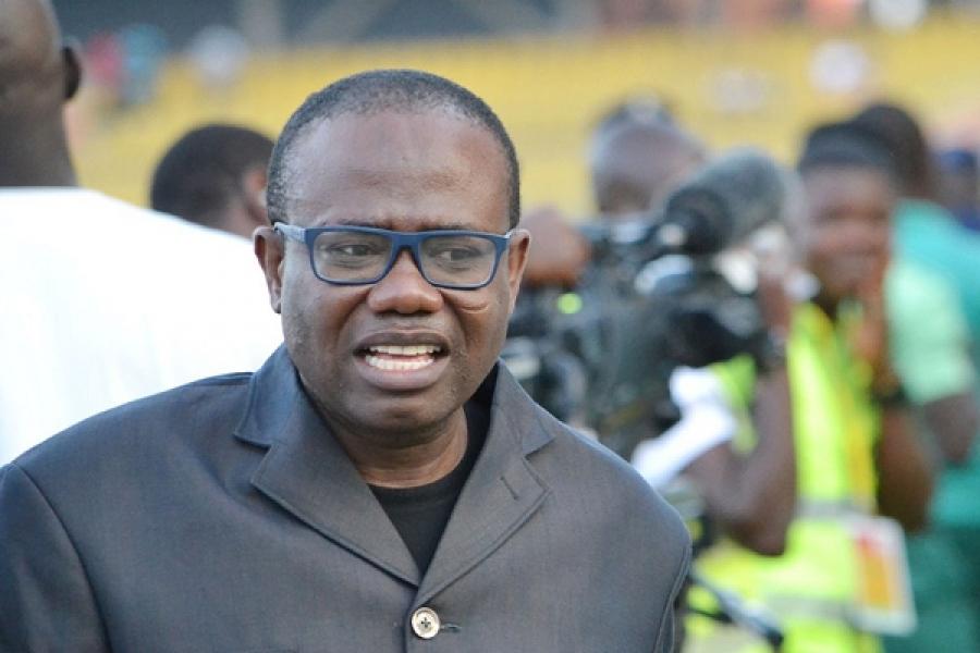 Kwesi Nyantakyi threatens to sue Anas and BBC for defamation