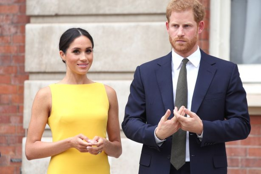 Prince Harry  and Meghan Markle  Name Their 2 Favorite Disney Movies