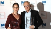Man Booker International Prize: David Grossman wins for stand-up comic novel