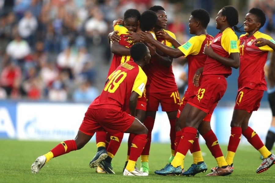 Abdulai hat-trick leads Ghana past hosts Uruguay