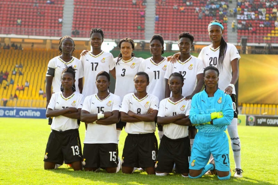 Provisional Black Queens squad released ahead of AWCON 2018