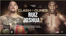 "Andy Ruiz Jr vows to ""end Anthony Joshua's career"" in rematch"