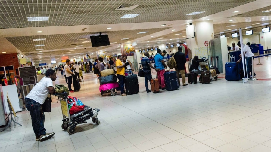 'Use local languages at airport alongside English, French'