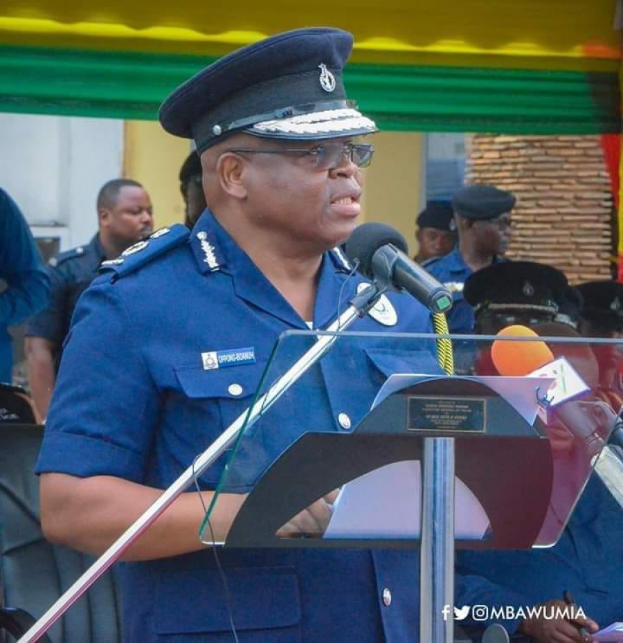 Full transcript: What the IGP said when he confirmed death of Tadi girls