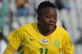 Chrestinah Thembi Kgatlana crowned Africa Women's Footballer of the Year 2018