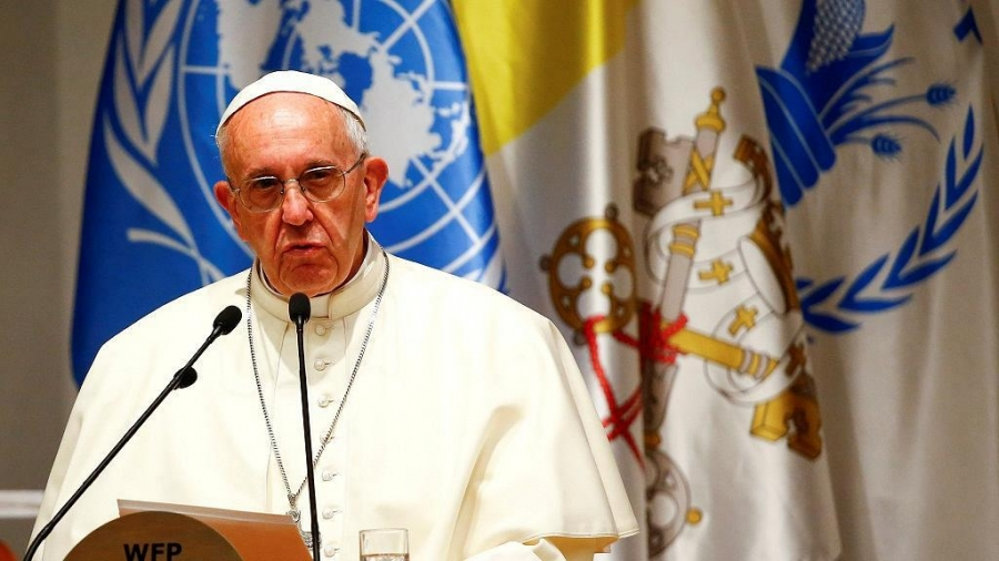 Pope Francis threatens to sack Nigerian priests for rejecting bishop