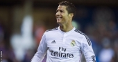 Cristiano Ronaldo in Real Madrid squad to face Manchester United