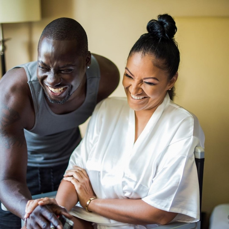 Chris Attoh's wife was married to two men - Police